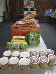 Non-Perishable Food & Take-Away Meal Program