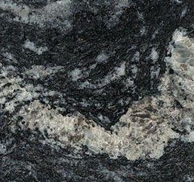 #Granito Preto Fantasia Solimoes Indiano
