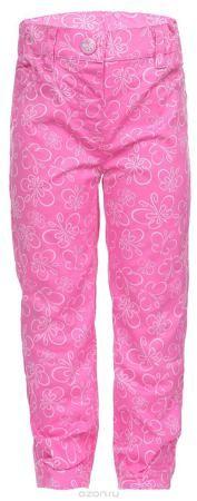 """PlayToday Брюки  — 667.2р. ------------------------------------- Стильные брюки для девочки PlayToday Baby идеально подойдут вашему маленькой принцессе и станут отличным дополнением к ее гардеробу. Изготовленные из эластичного хлопка, они приятные на ощупь, не сковывают движения и позволяют коже """"дышать"""", обеспечивая комфорт. Брюки прямого кроя на поясе застегиваются на металлическую кнопку и имеют шлевки для ремня. При необходимости пояс можно утянуть скрытой резинкой на пуговках. Сзади…"""