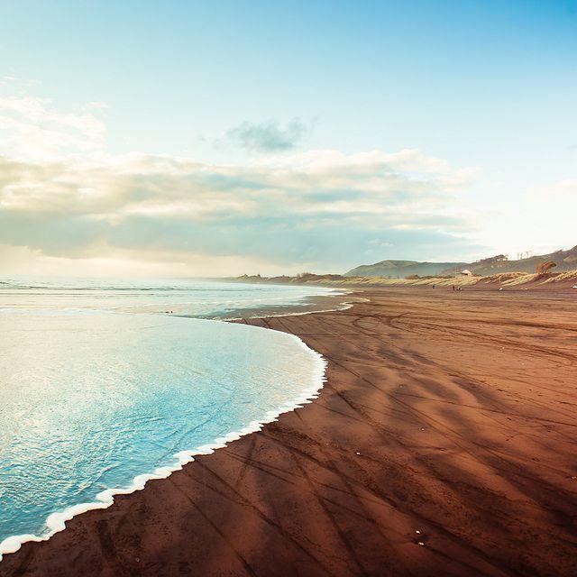 New Zealand Beach by ►CubaGallery, via Flickr