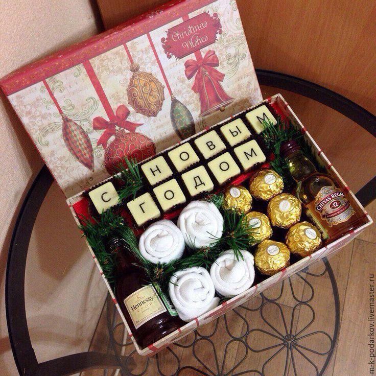 Купить Мужская коробочка - комбинированный, подарок мужу, подарок парню, подарок на любой случай