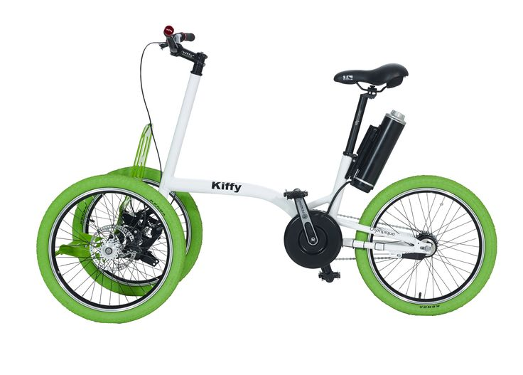 Triporteur modulable Kiffy I Easy Design Technology | Design 360