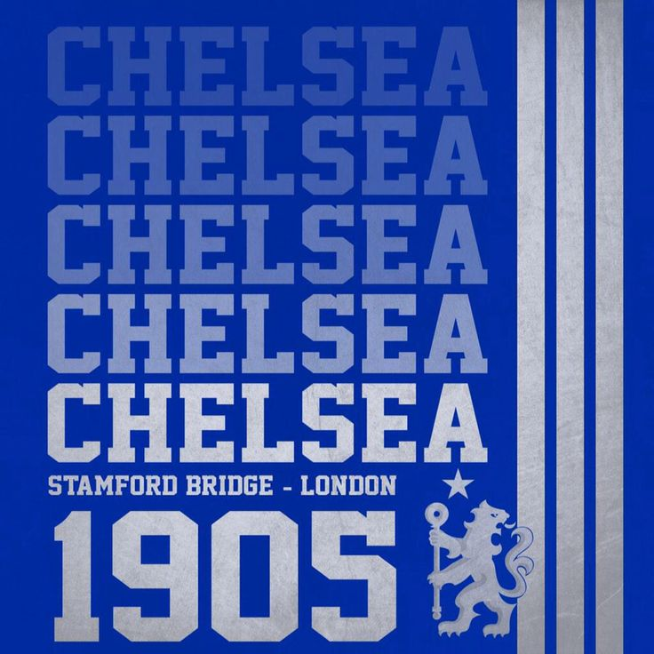 Chelsea FC - Stamford Bridge, London, UK since 1905