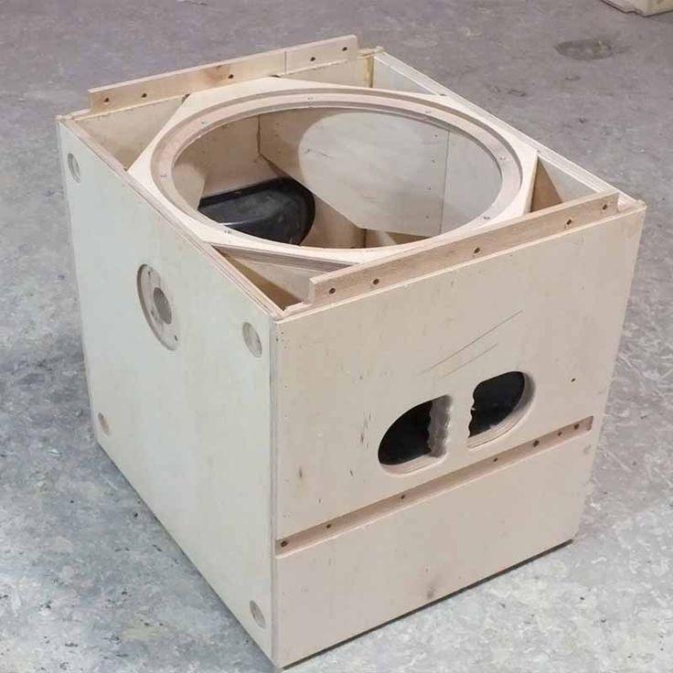 Image result for homemade line array speakers