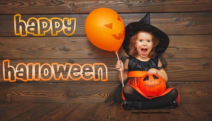 Halloween wishes for kids