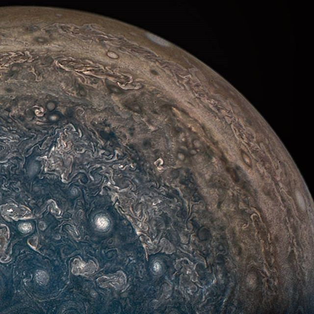 """NASA Exploration Systems - NASA's Juno mission to Jupiter, which has been in orbit around the gas giant since July 4, 2016, will remain in its current 53-day orbit for the remainder of the mission. This will allow Juno to accomplish its science goals, while avoiding the risk of a previously-planned engine firing that would have reduced the spacecraft's orbital period to 14 days. """"Juno is healthy, its science instruments are fully operational, and the data and images we've received are…"""