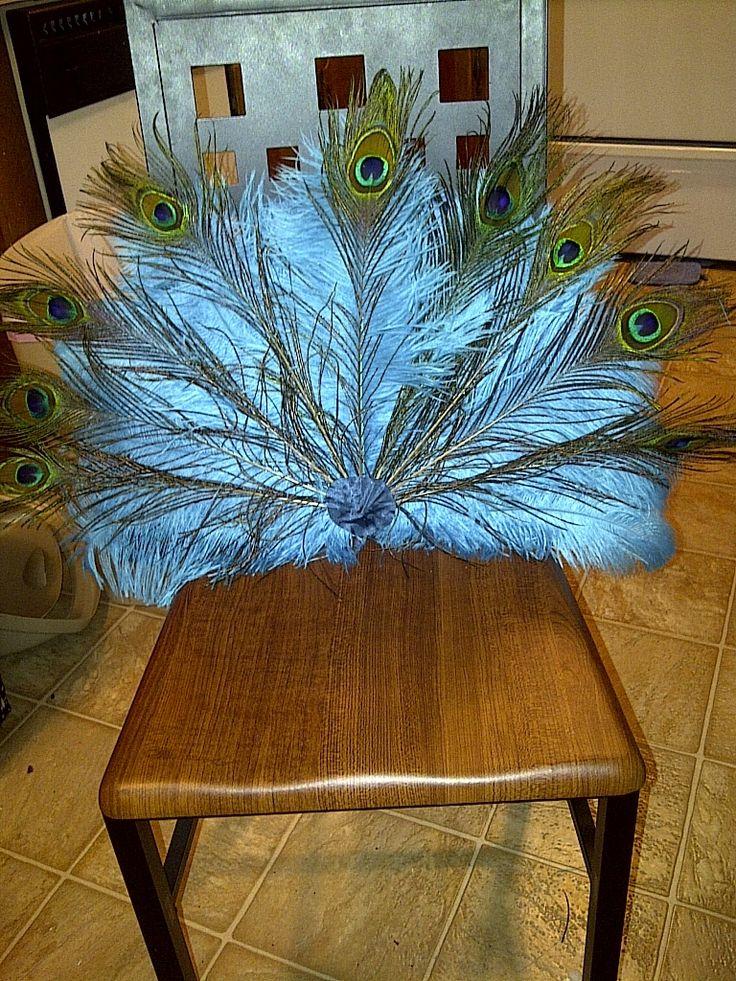 peacock costume | Precious Little Girl Peacock Costume