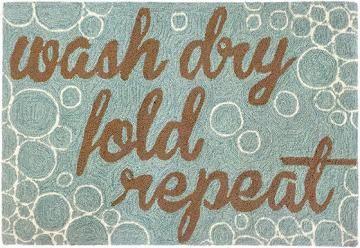 Wash and Dry Doormat - Doormats - Door Mats - Doormat - Synthetic Rugs - Outdoor Doormat | HomeDecorators.com