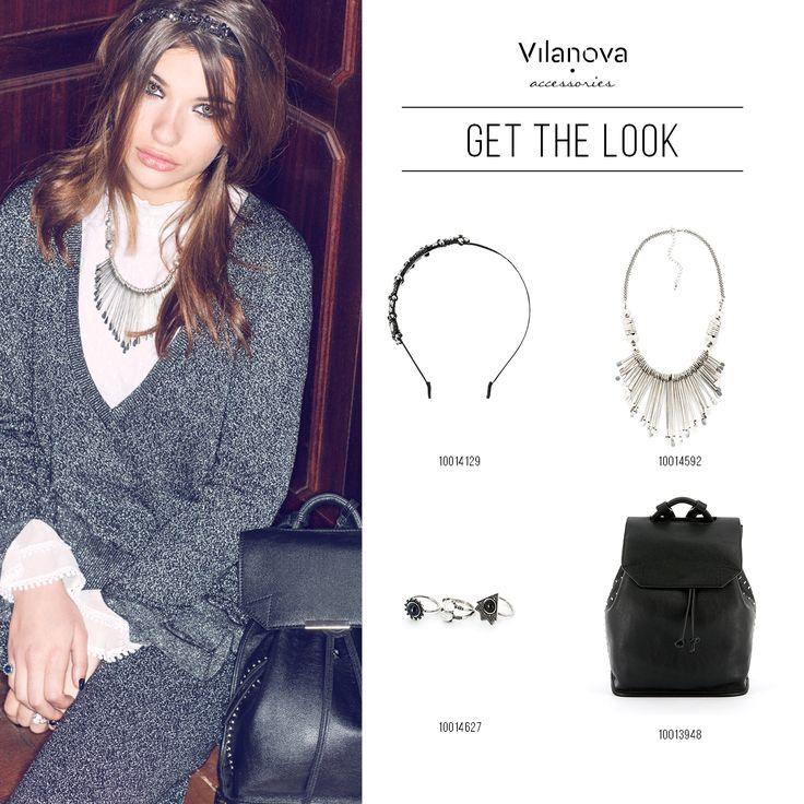 Get the look ⭐  #vilanova #vilanova_accessories #getthelook #ootd