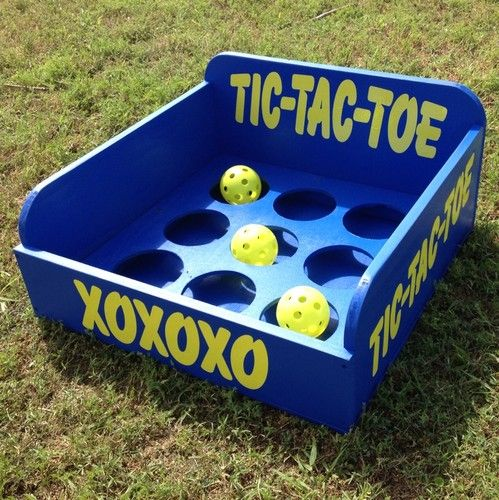 Tic Tac Toe Carnival Game for VBS or School Party   eBay