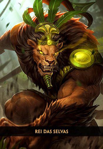 Onúris - Assassino de Inimigos - Deuses - SMITE - MOBA em terceira pessoa | Level Up!