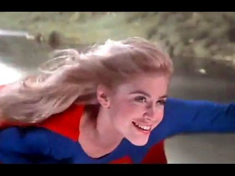 Supergirl: I can fly! - in Supergirl (1984)