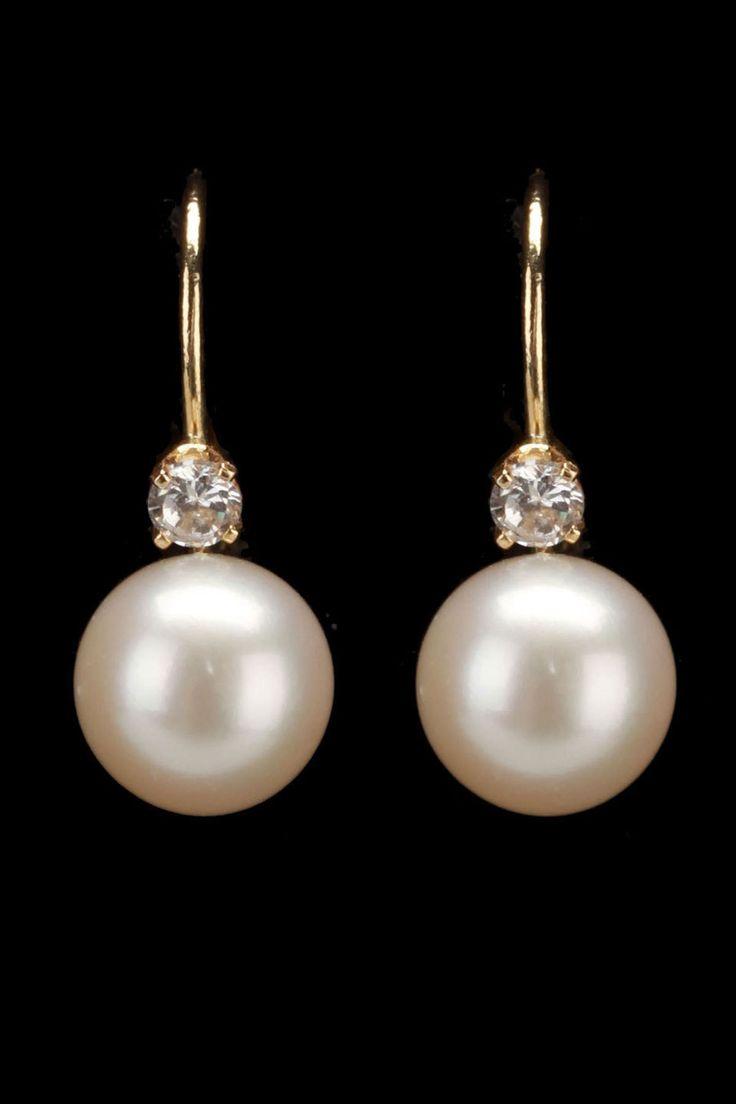Best 25+ Pearl earrings ideas on Pinterest | Pearl ...