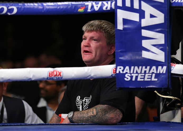 Ricky Hatton doubts whether Amir Khan can recover from three back-to-back knockouts #News #allthebelts #boxing