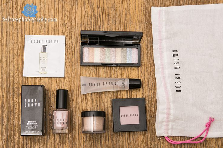 Oh Bobbi Brown! Can't wait to use this makeup!