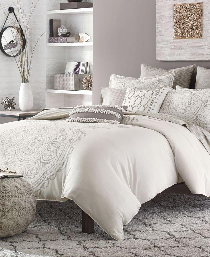 Bar Iii Token King Comforter Bedding Collections Bed