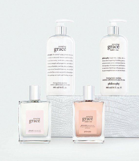Philosophy Amazing Grace Firming Body Emulsion Dillard S Amazing Grace Perfume Philosophy Amazing Grace Fragrance Spray