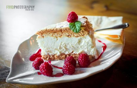 Malinový dort | Raspberry cake