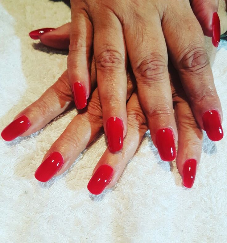 Red Acrylic.   Gorgeous  Paint the town Red...