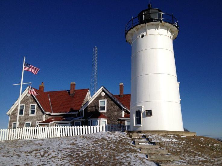 Lighthouses Along The East Coast Lighthouses Along Massachusetts Bay Faros Pinterest