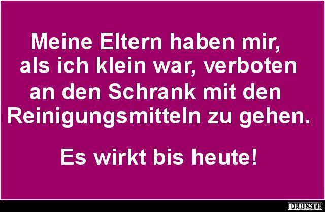 Meine Eltern haben mir.. | DEBESTE.de, Lustige Bilder, Sprüche, Witze und Videos