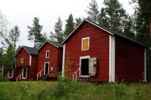 Annalan kotiseutumuseon alueella on 22 erikokoista rakennusta, joissa yli 7500 toinen toistaan viehättävämpiä esineitä. #pyhajoki #finland