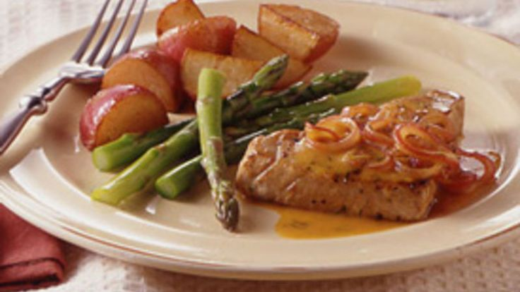 Looking for a classic seafood dinner? Then check out this fish steak recipe that is ready in 30 minutes.