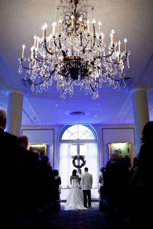 Wedding Ceremony At Pittsburgh Athletic Association PAA In Oakland Your Dream Photography