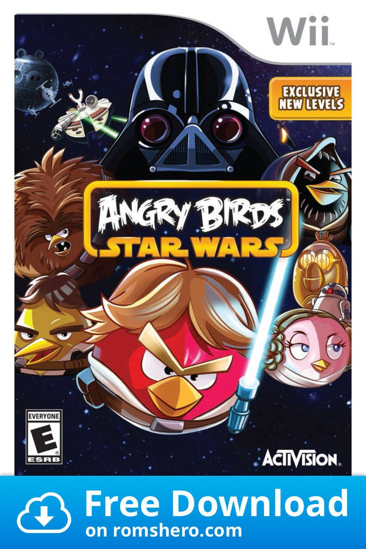 Download Angry Birds Star Wars Nintendo Wii Wii Isos Rom In