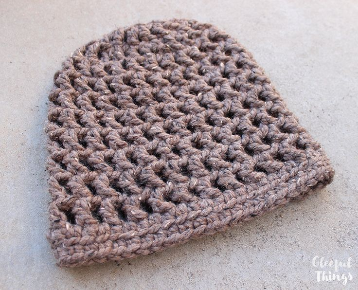 Waffle Stitch Knit Hat Pattern : 679 best images about Crochet on Pinterest Free pattern, Slouchy beanie and...