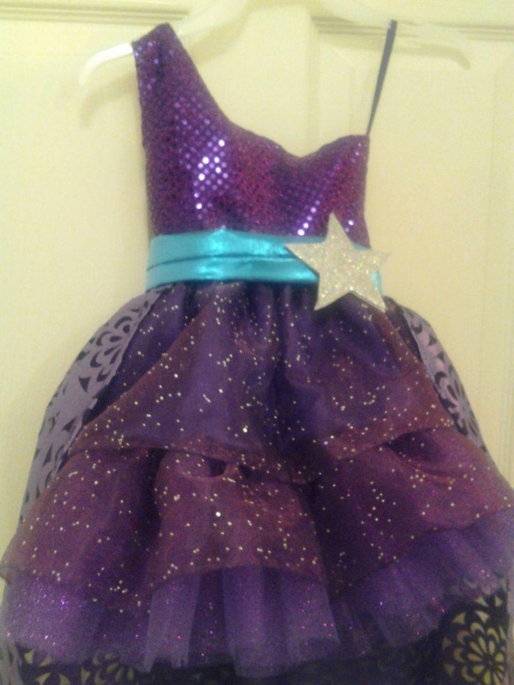 Barbie princess and popstar keira purple convertible dress - Barbie en princesse ...