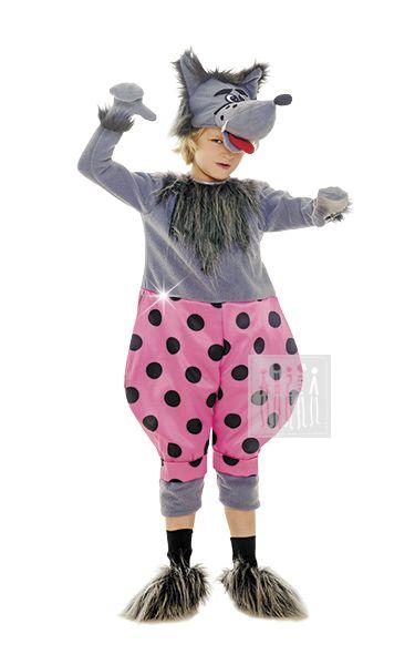 Карнавальный костюм Волк ( костюм ) Детский карнавальный костюм Волка. Купить в…