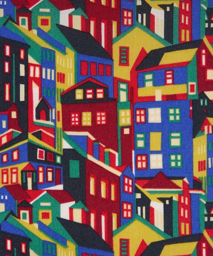 Liberty Art Fabrics Ranga D Tana Lawn | Fabric by Liberty Art Fabrics | Liberty.co.uk