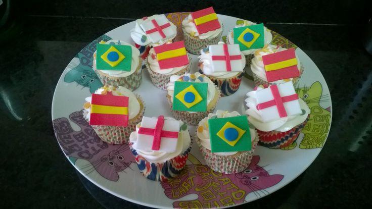 Países cupcakes