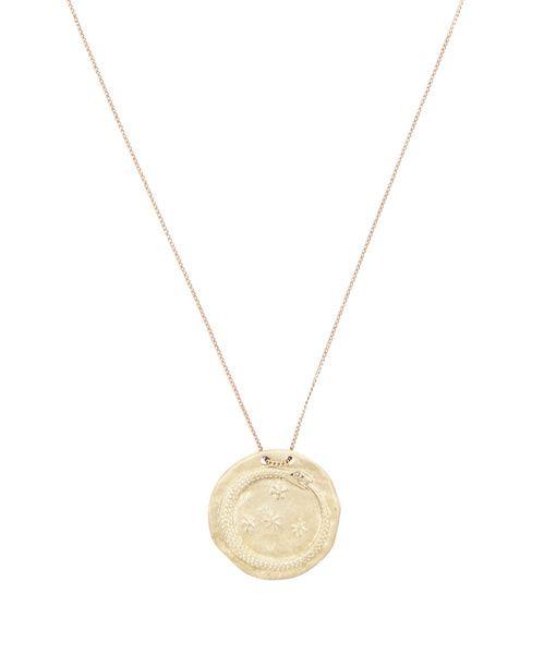 Pascale Monvoisin collier médaille