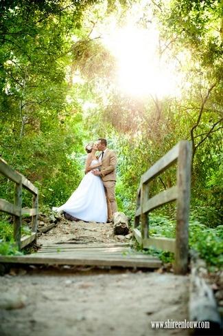 Outdoor Picnic Garden Wedding Franschhoek