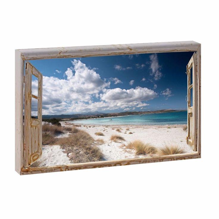 Die besten 25+ Strand Leinwandbilder Ideen auf Pinterest Strand - küchenbilder auf leinwand