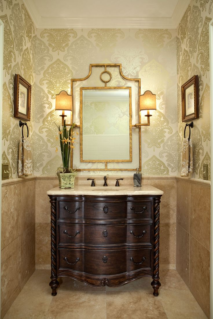 79 best Tapet pentru Baie/ Wallpaper BATHROOM images on Pinterest ...