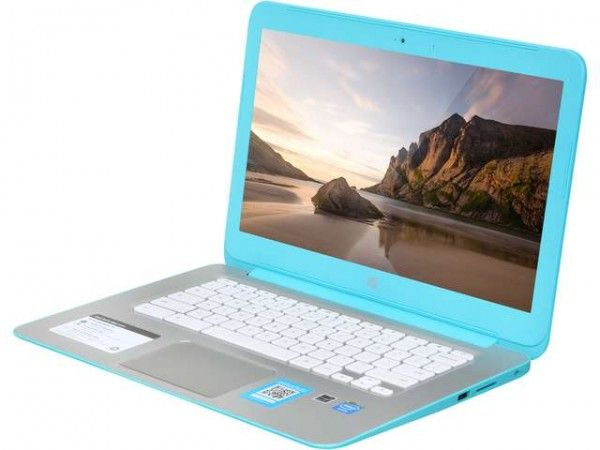 HP-Pavilion-Chromebook light Blue