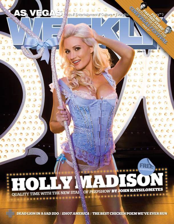 Holly Madison...Little Bo Peep corset