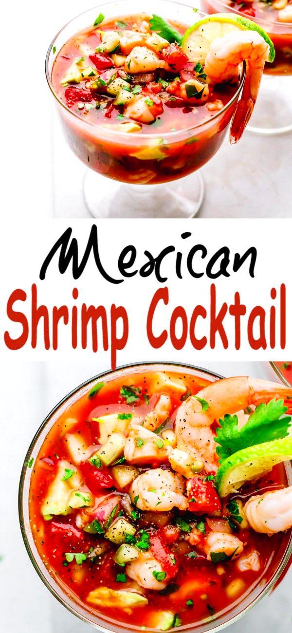 Easy Mexican Shrimp Cocktail Cocktail Shrimp Recipes Mexican Shrimp Cocktail Recipe Shrimp Cocktail Recipe Easy