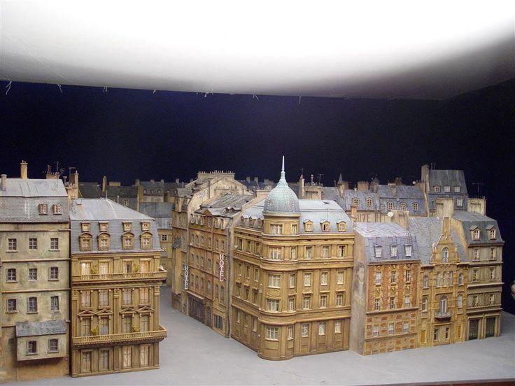 model města z reklamy na Motorolu