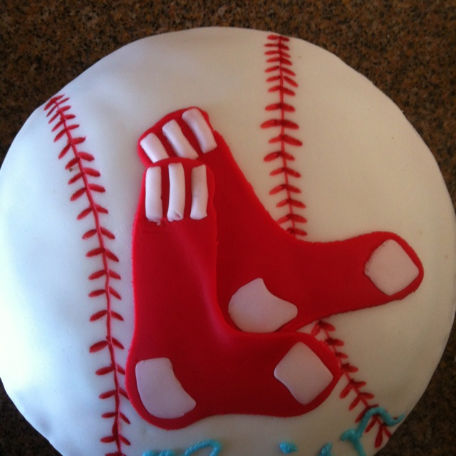 Red Sox Cake Images : Best 20+ Red Sox Cake ideas on Pinterest Baseball field ...