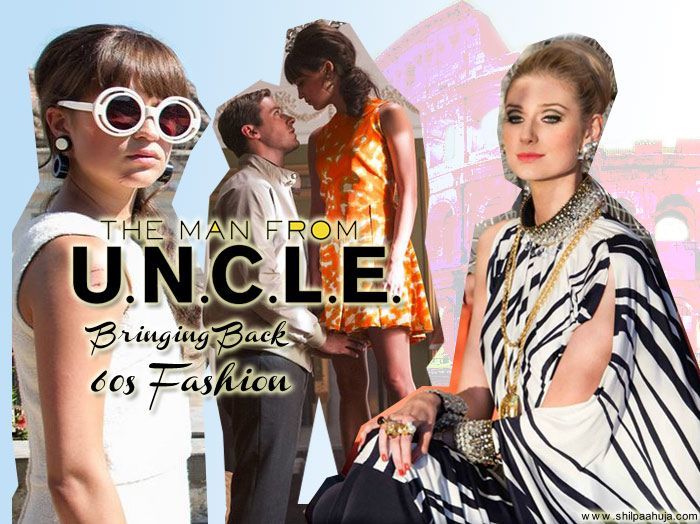 The Man From UNCLE Movie Fashion is all about vintage! Check out the best looks & 60s glamour!