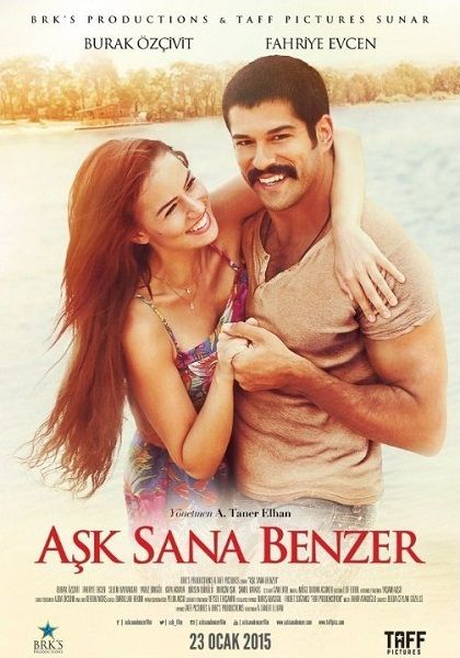 Ask Sana Benzer (2015)