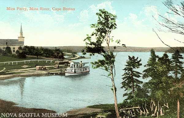 Mira River (Cape Breton Island, Nova Scotia, Canada)