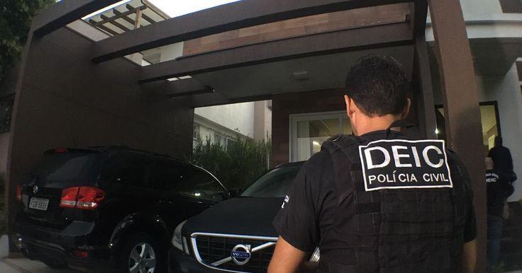 Polícia desarticula grupo que roubava até 10 carros por dia em Porto Alegre