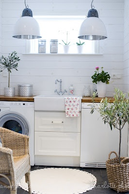 One day my laundry room is going to look something like this.
