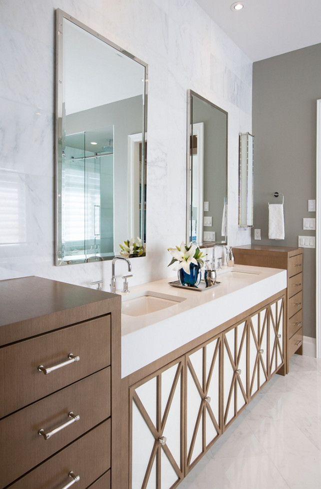 670 best images about bathroom vanities basins on pinterest white vanity modern - Gorgeous modern vanity cabinets for minimalist bathroom interiors ...