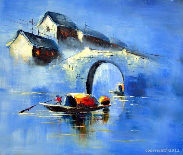17 migliori idee su peinture mer su pinterest vernice for Tableau sur la mer
